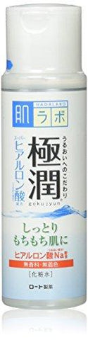 Rohto Hadalabo Gokujyn Hyaluronic Acid Lotion Moisture 170 ml - Beautyshop.ie