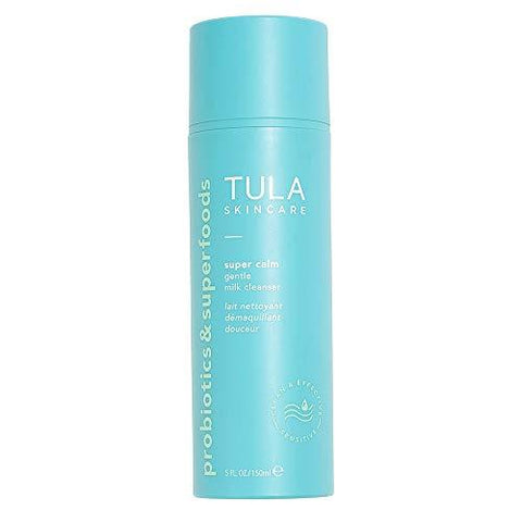 TULA Probiotic Skin Care Super Calm Gentle Milk Cleanser - 150ml - Beautyshop.ie