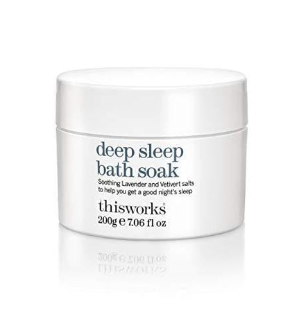 This Works Deep Sleep Bath Baie 200 g - Beautyshop.ro