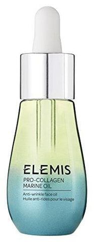 Elemis Pro-Collagen Marine Oil, Anti-wrinkle Facial Oil, 15 ml