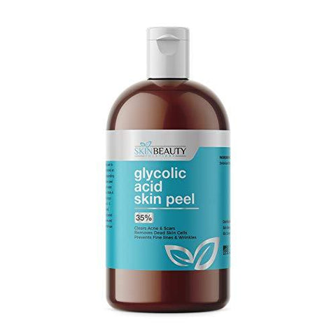 Skin Beauty GLYCOLIC Acid 35% Skin Chemical Peel