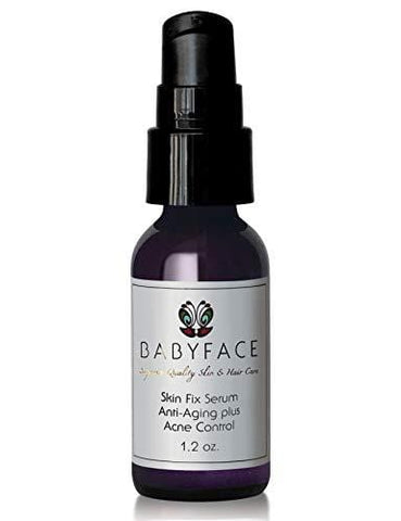 Babyface Skin Fix serum 2.5% retinola, 20% vitamina C, niacinamida - 30ml - Beautyshop.ie