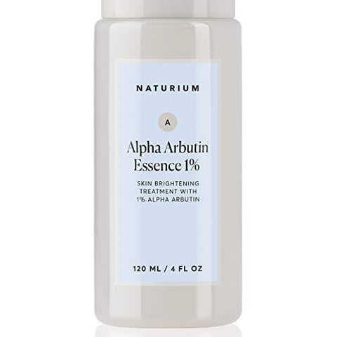 Naturium Alpha Arbutin Essence - z alfa arbutyną i beta-glukanem - 120ml - Beautyshop.ie