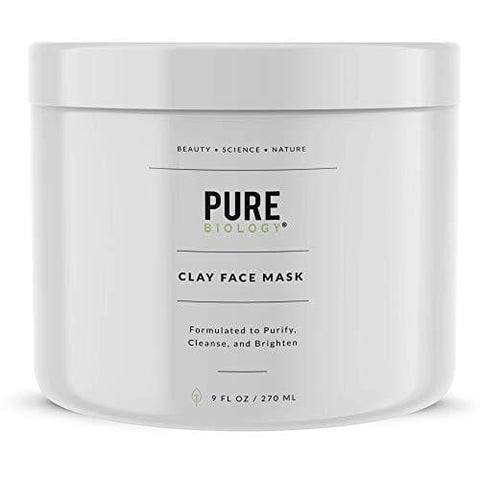 Pure Biology Premium Clay Face Mask - Beautyshop.cz