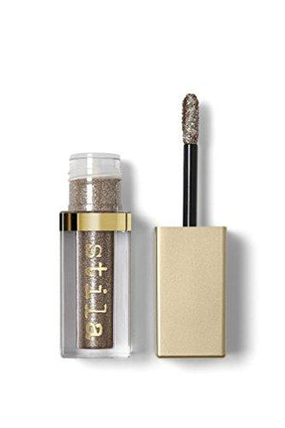 Stila Magnificent Metals Glitter and Glow Liquid Eye Shadow 4.5 ml, Smoky Storm