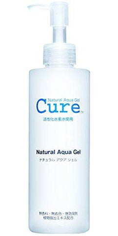 Cure Natural Aqua Gel 250Ml - ¡Exfoliante más vendido en Japón! - Beautyshop.ie