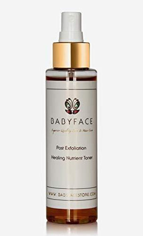 Babyface Post-Peel Healing Toner - 118ml - Beautyshop.ie