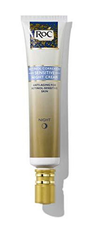 RoC Retinol Correxion Anti-Aging Sensitive Skin Night Cream avec rétinol et acide hyaluronique - 30 ml - Beautyshop.ie