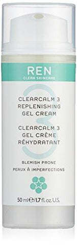 REN Clearcalm3 Cremă de Gel Replenishing - Beautyshop.ie