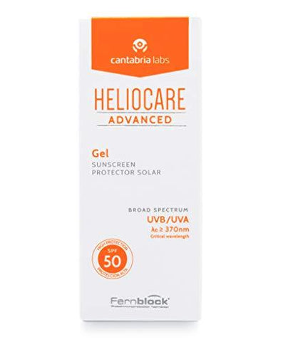 Heliocare Advanced Gel Matte Finish SPF 50 - 50ml - Beautyshop.lv