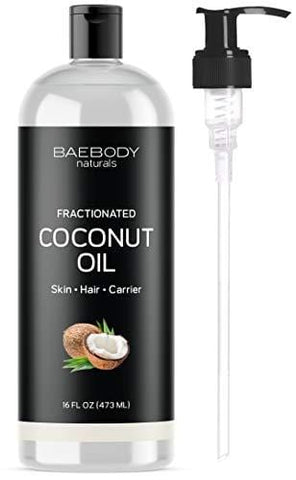 Baebody Fractionated Coconut Oil (473ml) - Beautyshop.ie