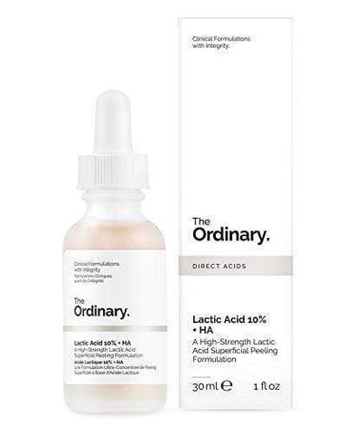 Azido laktiko arrunta% 10 + Ha 2% 30ml - Beautyshop.ie