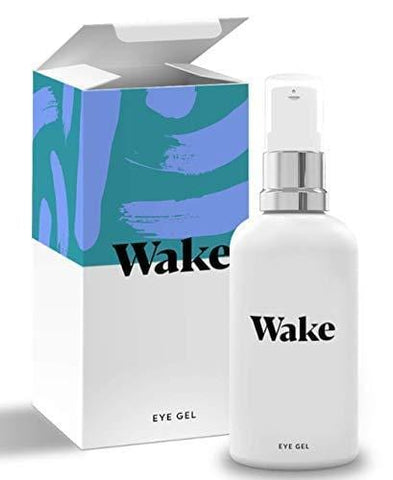 Wake Skincare Eye Gel - 30ml - Beautyshop.ie