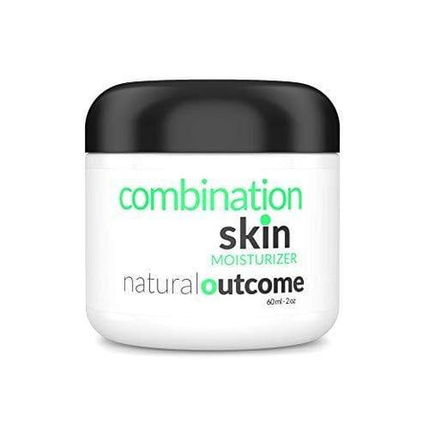 Crema idratante per la pelle combinata Natural Outcome - 60 ml