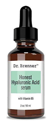 Dr. Brenner Hyaluronzuur Serum Double Size - (60 ml)