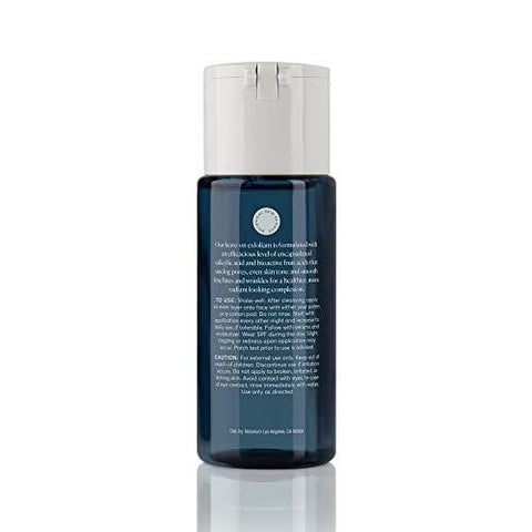 Naturium BHA Liquid Exfoliant 2% - Anti-Aging Leave-On Exfoliant Unclogs Pores poros - 120ml - Beautyshop.lt