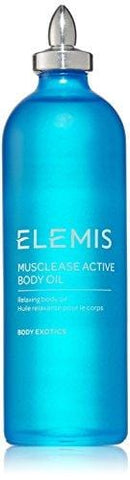 Elemis Musclease Active Body Oil, Relaxing Body Oil, 100 ml