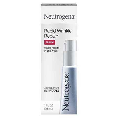 Neutrogena Rapid Wrinkle Repair Serum (30ML) - Beautyshop.ie