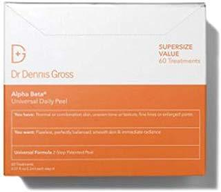 Dr. Dennis Gross Alpha Beta Universal Daily Peel 60 Behandlingar - Beautyshop.ie