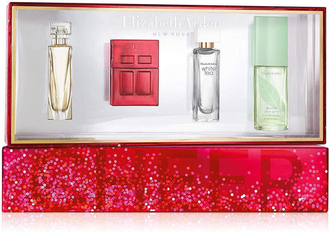 Elizabeth Arden Corporate Holiday Fragancia Set de regalo Piezas 4