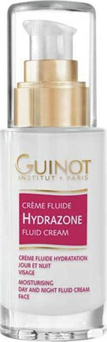 Guinot Crème Fluide Hydrazone Day & Night Face Cream 50ml - Beautyshop.ie