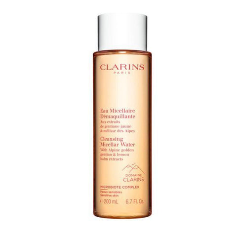 Clarins Cleansing Micellar Water 200ml - Beautyshop.lv
