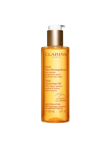 Clarins Total Cleansing Oil 150ml - kosmetika.cz