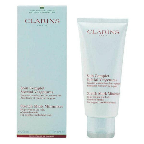Clarins Stretch Mark Minimizer ķermeņa losjons 200ml - Beautyshop.lv