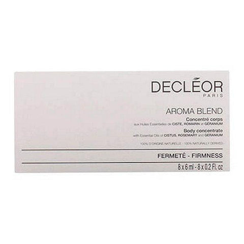 Decleor Aroma Blend Body Concentrate Firmness 8x6ml - Beautyshop.ie