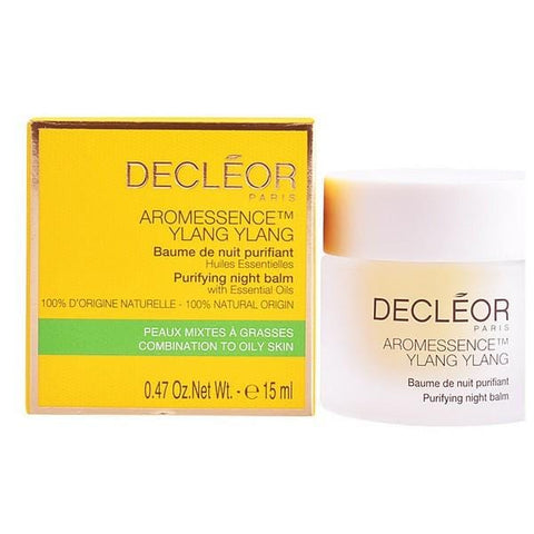 Purifying Night Balm Decleor (15 ml) - Beautyshop.ie