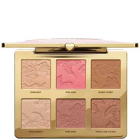 Too Faced Natural Face Palette 24g - Beautyshop.fi