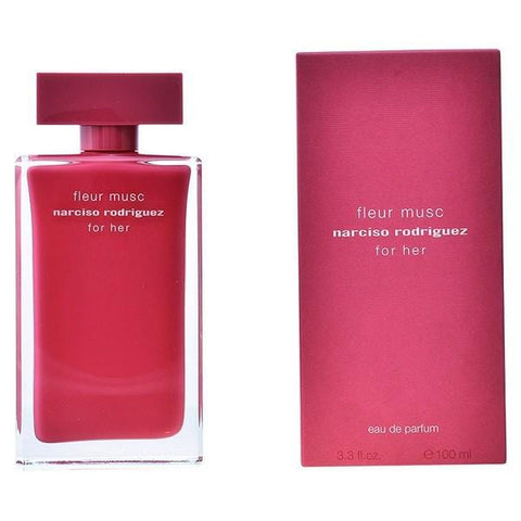 Narciso Rodriguez Fleur Musc For Her EDP - Beautyshop.ie
