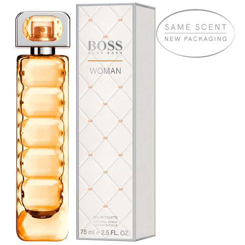 HUGO BOSS New BOSS Woman Eau de Toilette Spray 75ml - Beautyshop.es