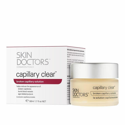 Skin Doctors Capillary Clear 50ml - Beautyshop.ie
