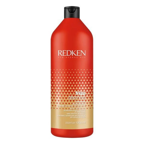 """Redken Frizz Dismiss"" šampūnas (1000ml) - Beautyshop.lt"