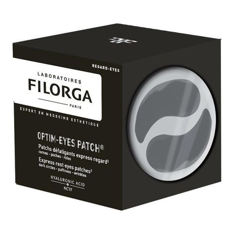Filorga Optim-Eyes Express Poklon set protiv umora 16 očnih flastera - Beautyshop.ie