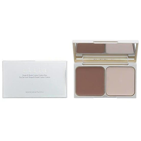 Stila Shape and Shade Custom Contour Duo 18g - głęboki