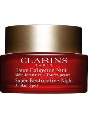 Clarins Super Restorative Night All Skin Types 50ml - Beautyshop.ie