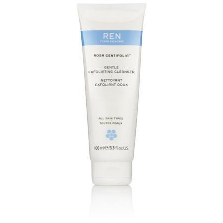 Ren Rosa Centifolia Gentle Exfoliating Cleaner 100ml - Beautyshop.ie