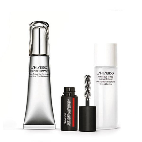 Shiseido Bio-Performance Glow Revival Gift Kit (3 szt.) - Beautyshop.ie