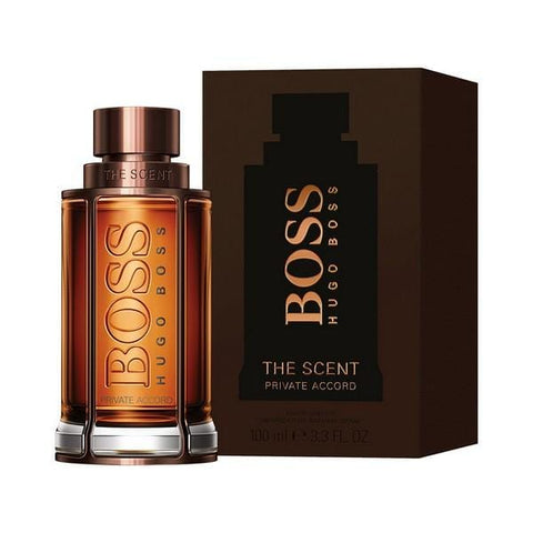 Hugo Boss Boss Le Scent Private Accord EDT (100ml) - Beautyshop.fr