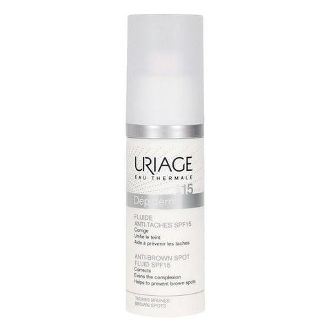 Soin Anti-Taches Dépiderm New Uriage Spf 15 (30 ml) - Beautyshop.be
