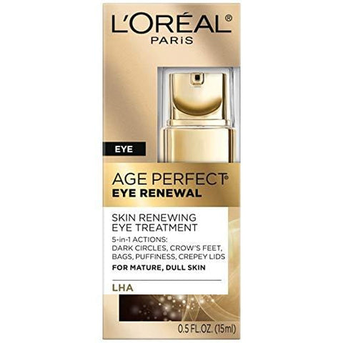 L'Oreal Dermo-Expertise Age Perfect Eye Cream 15ml - Beautyshop.ie
