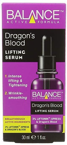 Balance Active Formula Dragons Blood Lifting Serum 30ml - Beautyshop.ie