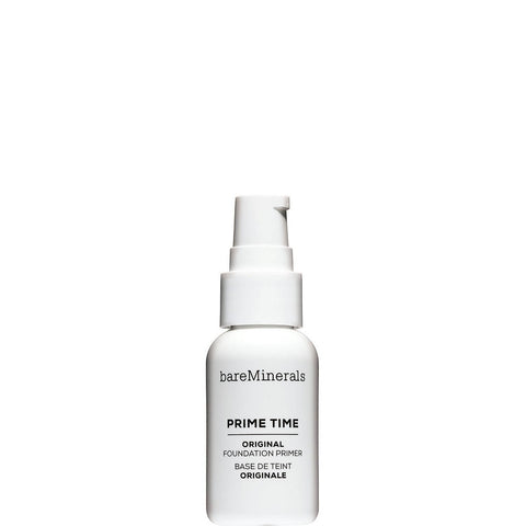 bareMinerals Prime Time Orginal Foundation Primer 15ml - portāls Beautyshop.com