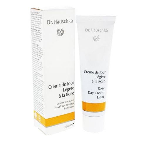 Hydrating Cream Rose Light Dr. Hauschka (30 ml)