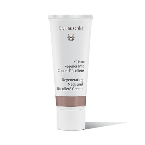 Dr. Hauschka crema reafirmante para cuello y escote (40 ml) - Beautyshop.ie