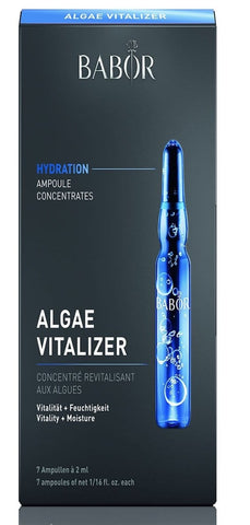 BABOR Algae Vitalizer Fluid (moisture/ lipid) 7 x 2ml