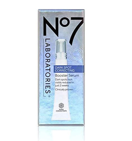 No7 Laboratories temno mesto popravljajoči booster serum 15ML - Beautyshop.ie