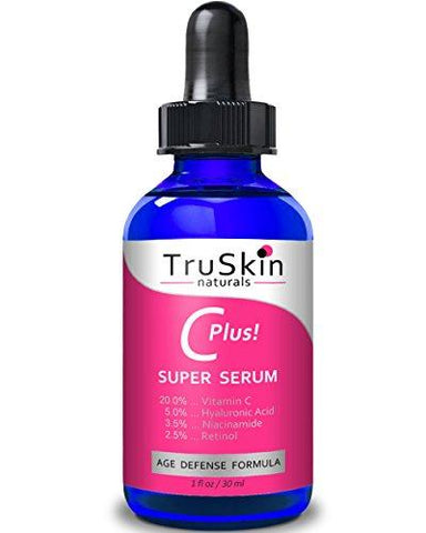 TruSkin Naturals C-Plus super serums